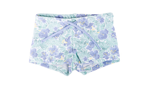 (sample) freshwater floral budgie brief - sizes 1, 2, 3 & 4 sold out