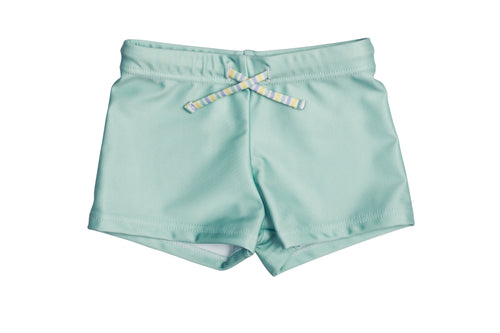 kids great ocean green budgie brief