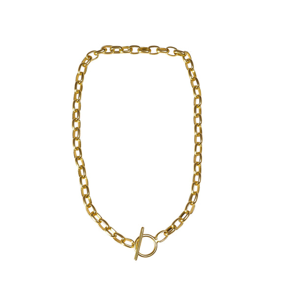 CATENE COLLAR GOLD