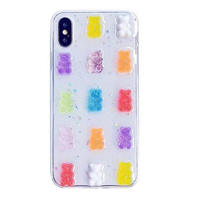 3D Gummy Bear Phone Case Pacific Bling