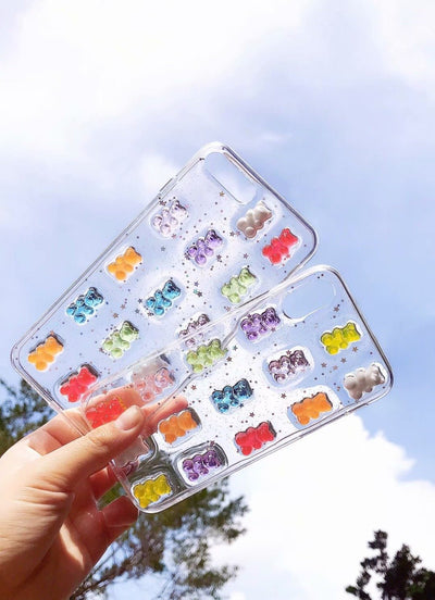 3D Gummy Bear Phone Case