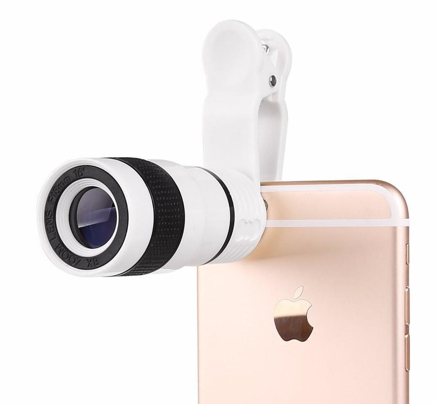 8X Zoom Smartphone Lens **55% OFF** Pacific Bling
