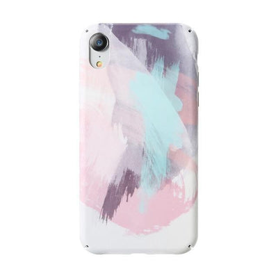 Abstract Artwork Mixed Paint Phone Case Pacific Bling