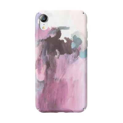 Abstract Artwork Purple Phone Case Pacific Bling