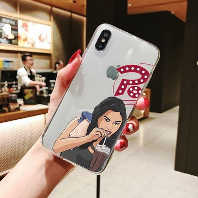 Betty & Veronica BFF Riverdale Phone Case Pacific Bling