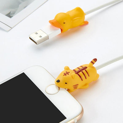 Cute Cable Bite Phone Accessories Pacific Bling