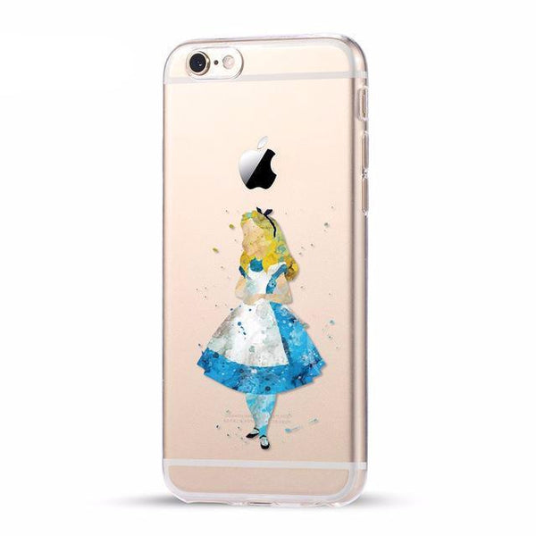 Wonderland iphone case
