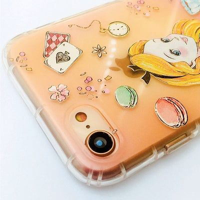 Disney Alice In Wonderland Whimsical Phone Case Pacific Bling