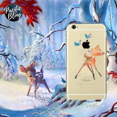 Disney Bambi iPhone Case Pacific Bling