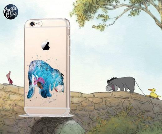 Disney Eeyore iPhone Case Pacific Bling