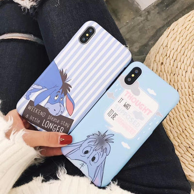 Disney Eeyore Summer iPhone Case Pacific Bling