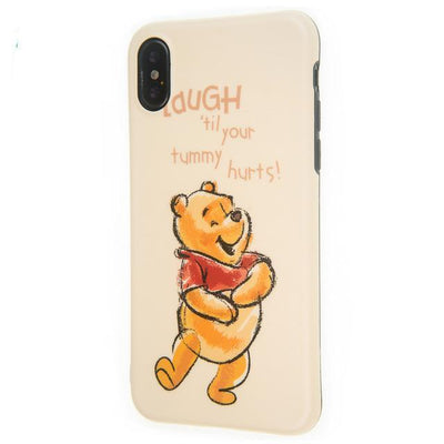 Disney Laughing Winnie the Pooh iPhone Case Pacific Bling