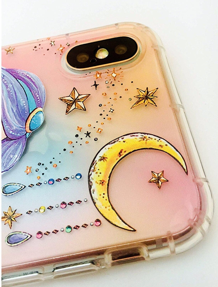 Disney Princess Jasmine Whimsical Phone Case