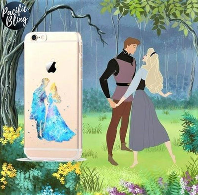 Disney Princess Sleeping Beauty iPhone Case Pacific Bling
