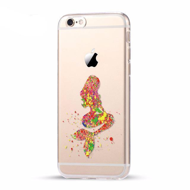 Disney The Little Mermaid Ariel iPhone Case