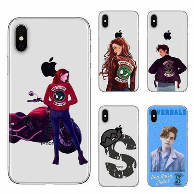 Hey There Juliet Jughead Riverdale Phone Case Pacific Bling