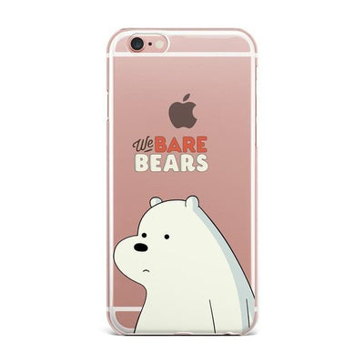 Ice Bear We Bare Bears Phone Case Pacific Bling
