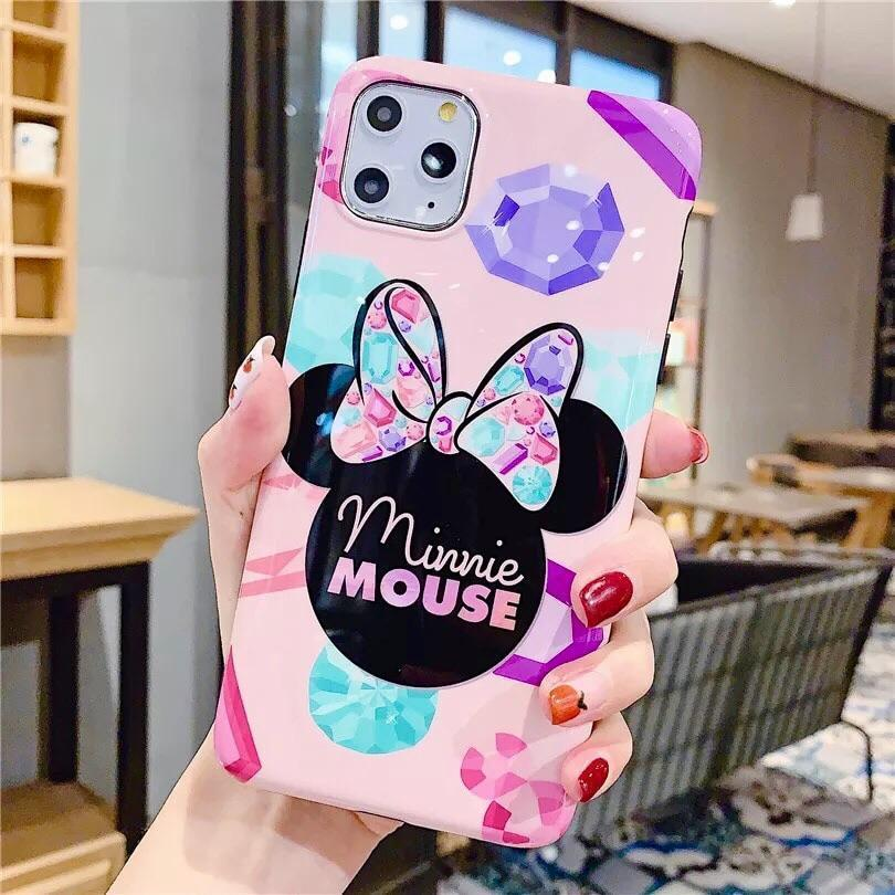 Iconic Minnie Mouse Logo Phone Case