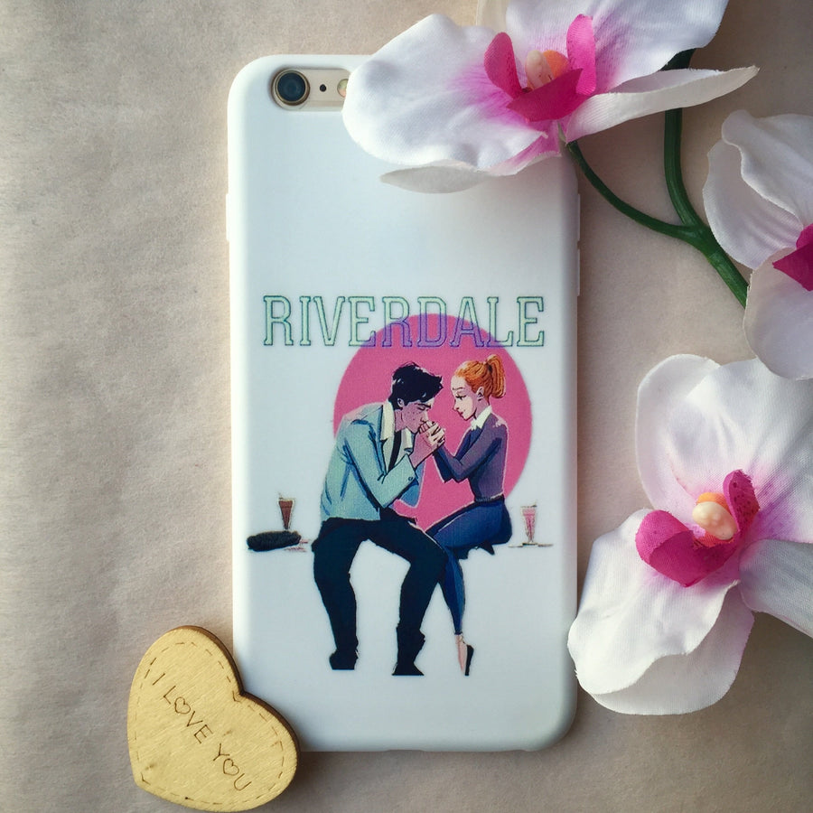 Jughead & Betty Couple Riverdale Phone Case