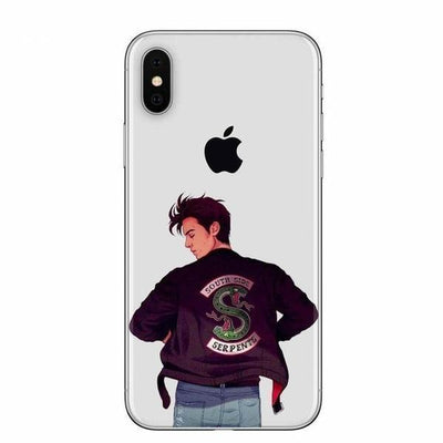Jughead Southside Serpents Riverdale Phone Case Pacific Bling