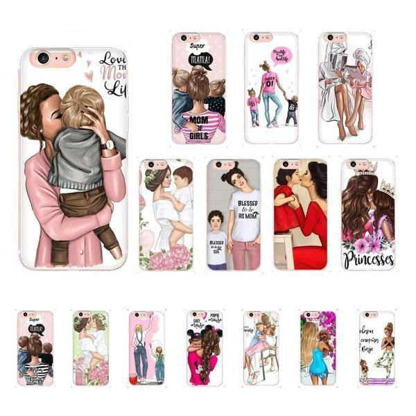 Mom & Daughter Me-Time Momlife Phone Case