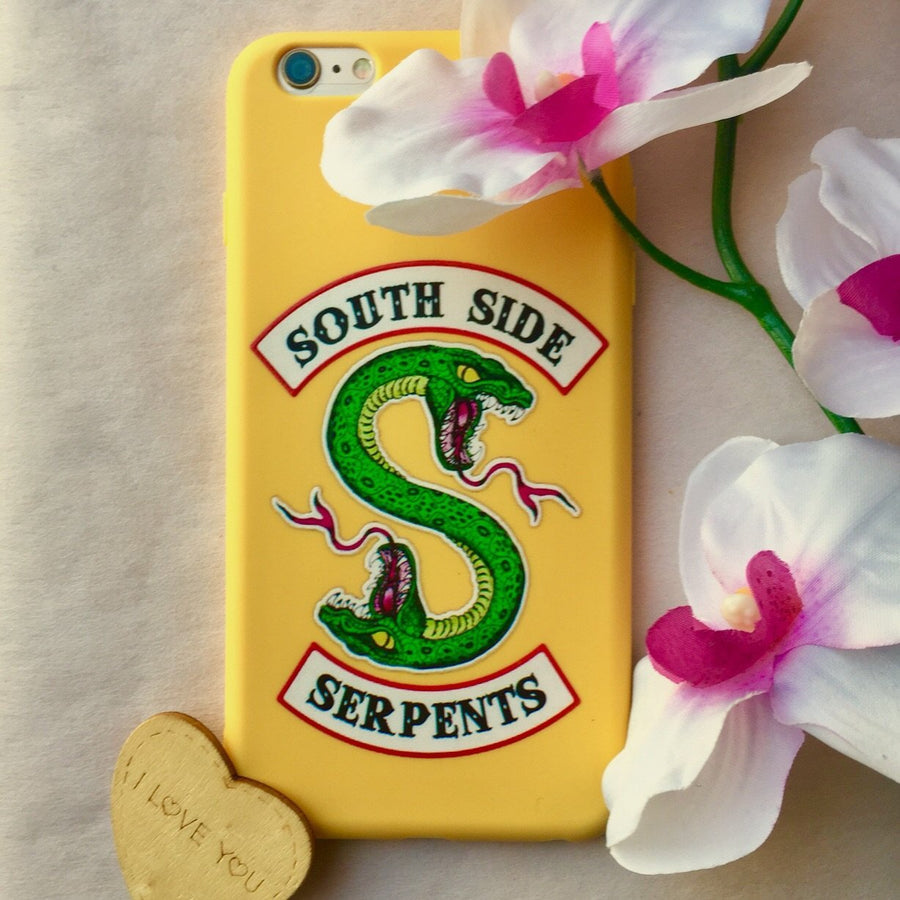 South Side Serpents Riverdale Phone Case