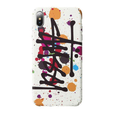 Stussy Artwork Pattern Phone Case Pacific Bling