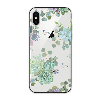 Succulent Clusters Cellphone Case Pacific Bling