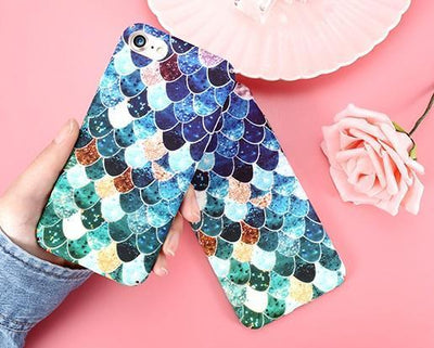 Under-The-Sea Mermaid Cellphone Case Pacific Bling