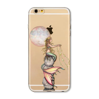 Vintage Mermaid iPhone Case Pacific Bling