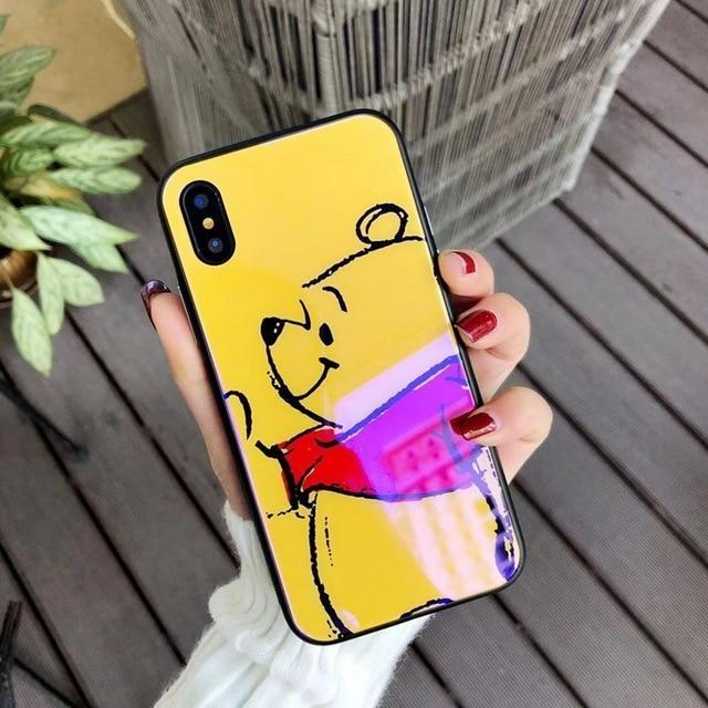 Winnie the Pooh Inspired iphone case