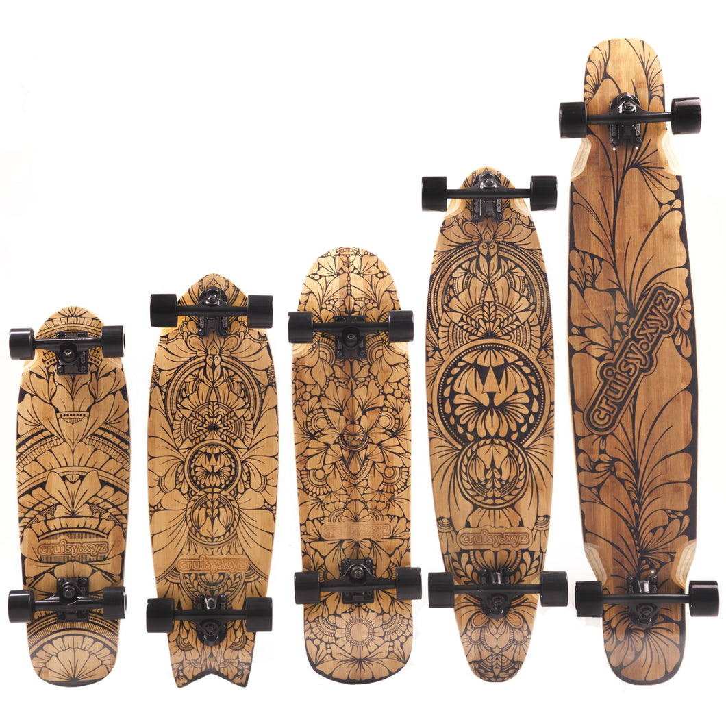 The Cruisy Boards Collection