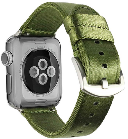 Apple Watch - Nylon - Green