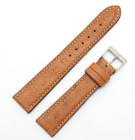STRPS - Ostrich Leather - Honey