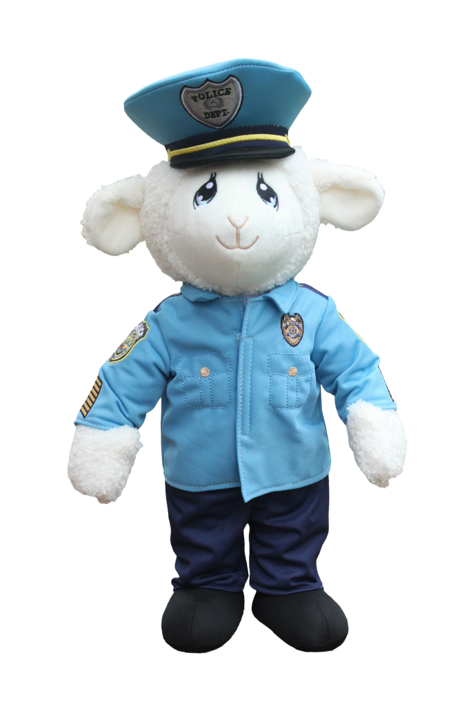 Sheriff Sheepy - Wonder Palz