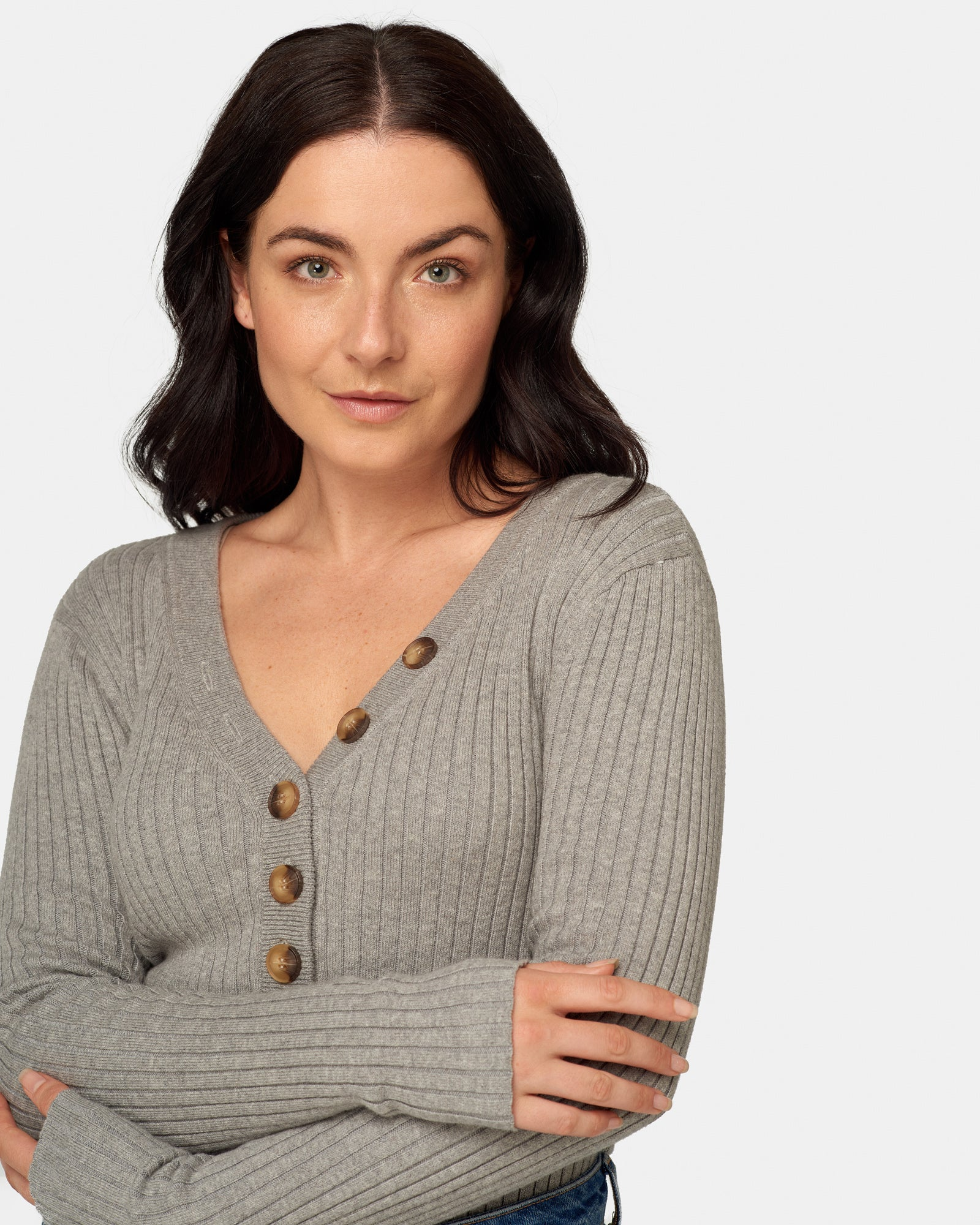 A sample from Maxted's knitwear