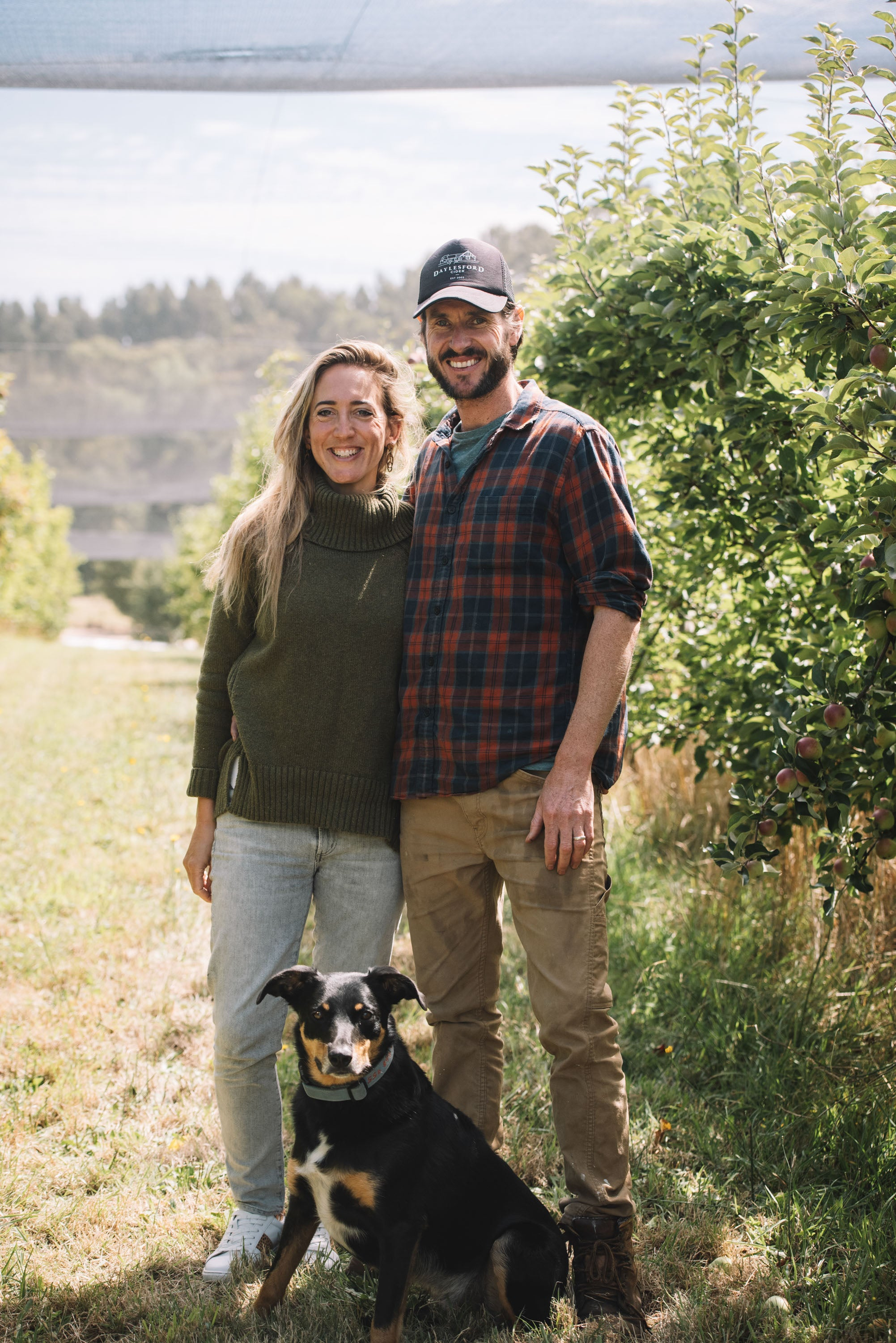 The family that own Daylesford Cider