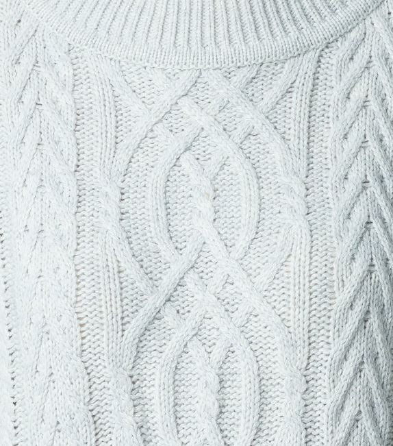 Close up of a Maxted knit