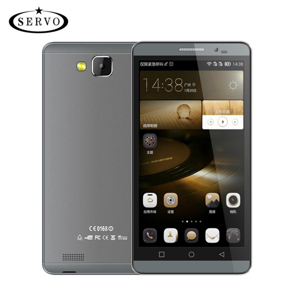 SERVO Mate 7 5.5 inch  Android  960*540P Quad Core 1.2GHz 5.0MP