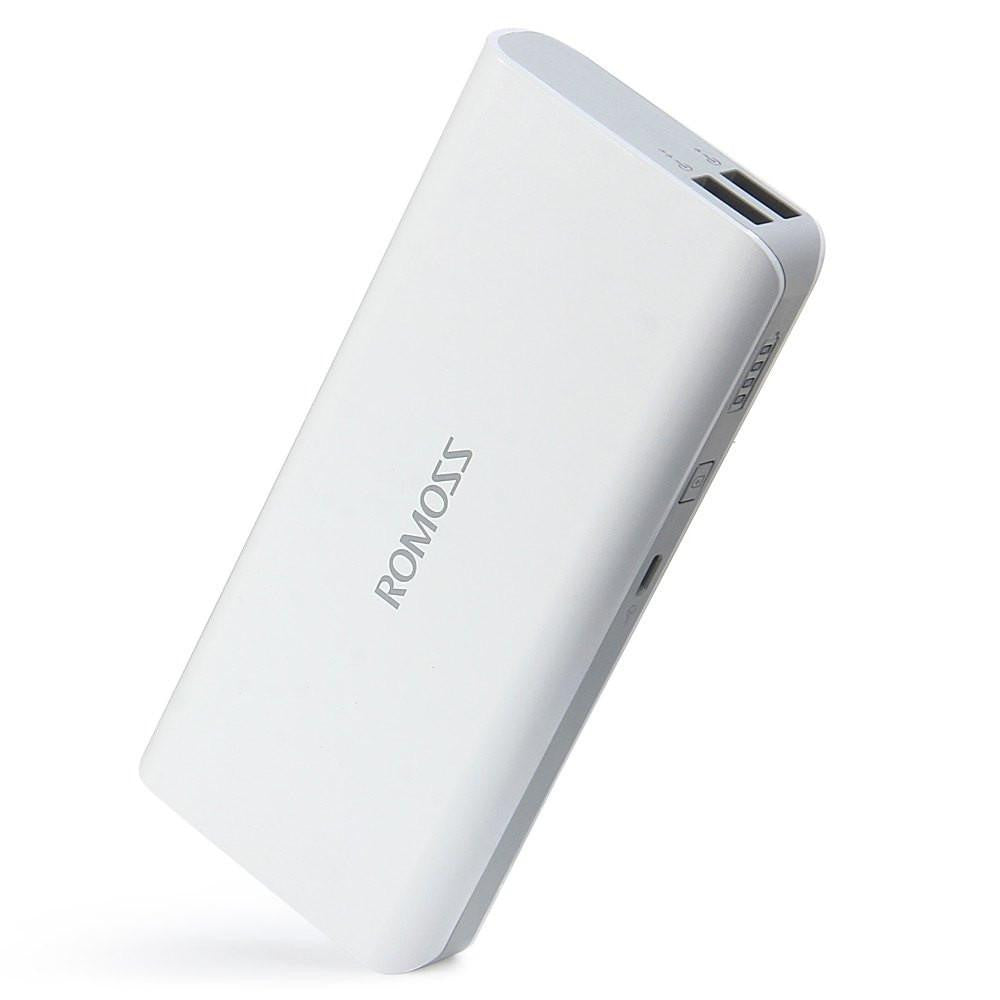 10400mAh ROMOSS Sense4 Portable Charger  Fast Charging For iPhone Samsung