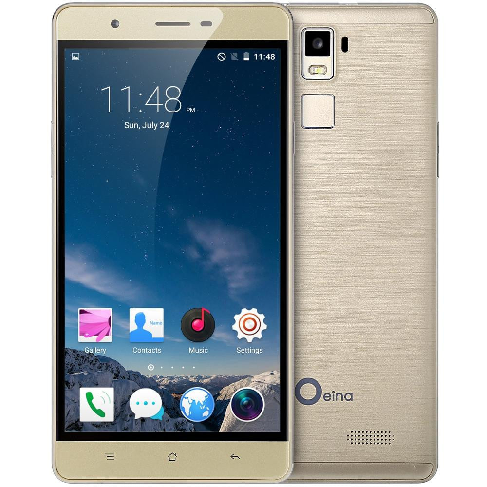 Oeina R8S Android 5.1 6.0 Inch  3G MTK6580 Quad Core 1.3GHz 1GB RAM + 8GB ROM Gravity Sensor GPS BT 4.0 Mobile Phone