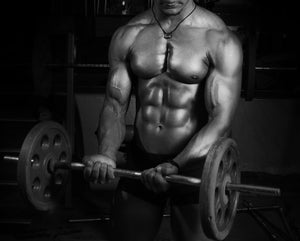 Male online diet and training coaching