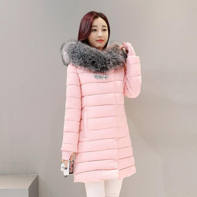 Winter Fashion Cotton Coat Creationsg