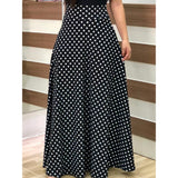Women Vintage Maxi Long Dress Creationsg