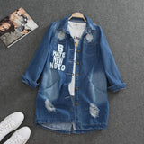 2019 Korean denim jacket Creationsg