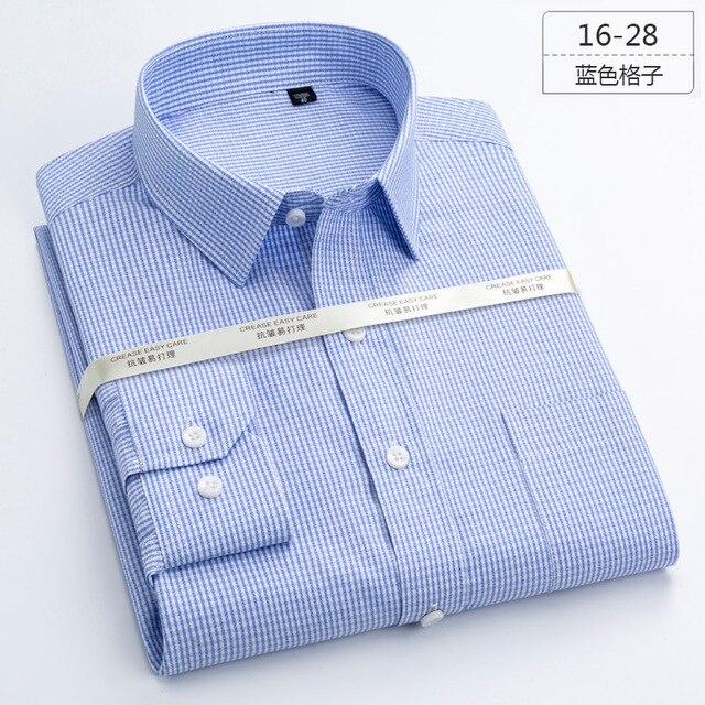 Business Shirts Men's Fashion Clothing Long Sleeve Business shirt Creationsg