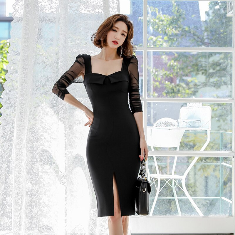 Fashion Dress Women Sping Summer Dresses Clothes Creationsg