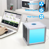 creationsg - New Portable Mini Air Conditioner Artic Air Cooler Quick Easy Way to Cool Any Space Smart Home