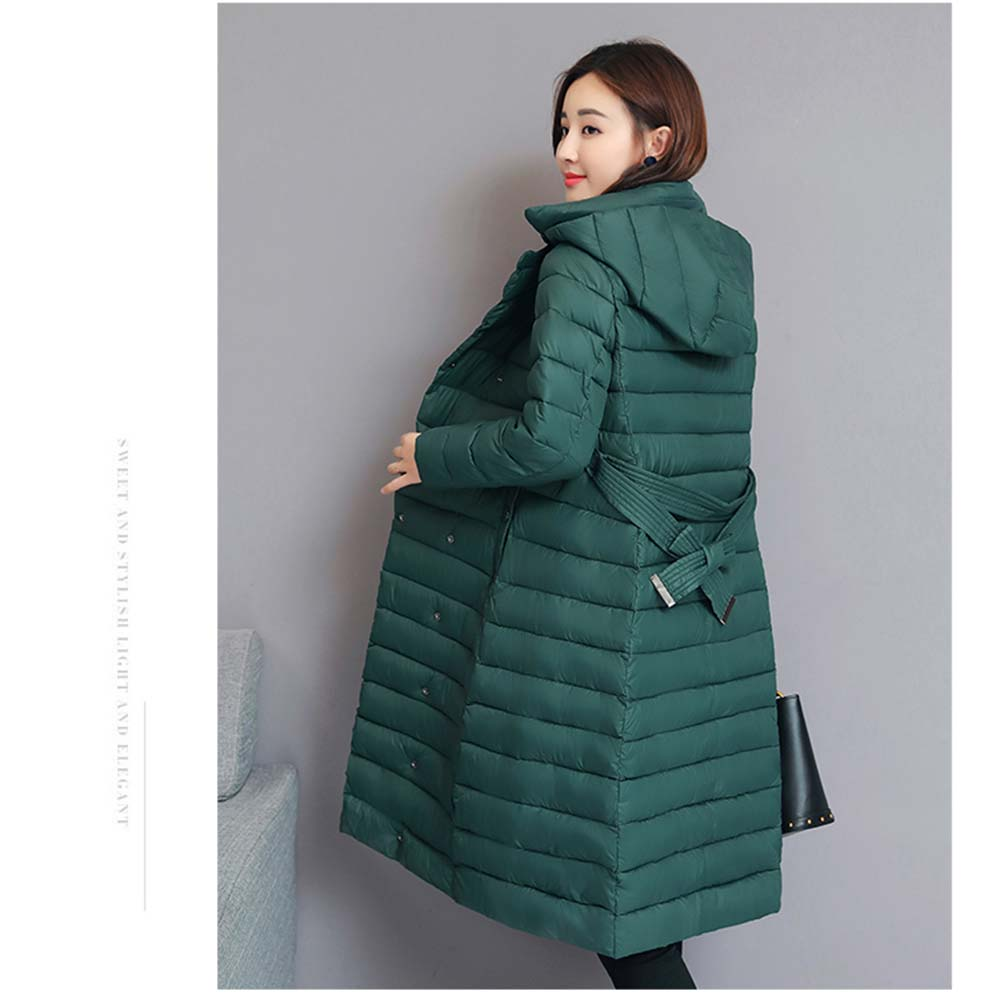 2019 New LISYRHJH 2018 Women Parka Autumn Winter Coat Creationsg