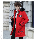 High Quality Men Fashion Parkas Winter Male Warm Long Men's Casual Jacket Creationsg